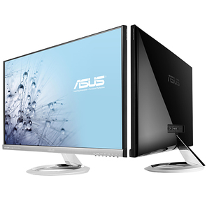 "ASUS MX239H 23"" AH-IPS LED,  1920x1080,  5ms,  250cd / m2,  80Mln:1,  178 / 178,  D-Sub,  HDMI*2,  колонки Bang&Olufsen,  Silver Black"