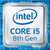 Intel Core i5-8400,  2.8GHz,  9MB,  LGA1151,  Integrated Graphics HD 630,  65W