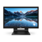 "PHILIPS 222B9T / 00 21.5"" Multi-touch,  1920x1080,  1 ms,  170° / 160°,  250 cd / m,  50M:1,  +DVI,  +HDMI 1.4,  +DisplayPort 1.2,  +2xUSB 3.0,  +MM Black"