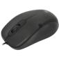 НОВИНКА. Проводная оптическая мышь MM-930 черный, 3 кнопки, 1200dpi