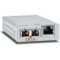 Медиаконвертер Allied Telesis AT-MMC2000LX / SC-TAA-60 TAA 10 / 100 / 1000T to 1000LX / SC Single Mode Mini Media Rate Converter 10km