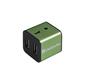 Разветвитель USB QUADRO IRON USB2.0,  4 порта,  метал. корпус DEFENDER
