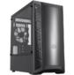 Cooler Master MasterBox MB320L,  2xUSB3.0,  1x120 Fan,  w / o PSU,  Black,  mATX