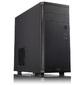 Корпус Fractal Design Core 1100 черный w / o PSU mATX SECC 1*120mm fan USB2.0 USB3.0 audio screwless