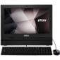 """MSI Pro 16T 10M-022XRU Touch   15.6"""" (1366x768  (матовый)) / Touch / Intel Celeron 5205U (1.9Ghz) / 4096Mb / 256SSDGb / noDVD / Int:Intel HD / Cam / BT / WiFi / war 1y / 5.6kg / black / DOS"""