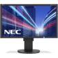 """NEC MultiSync EA234WMi-BK black 23.8"""" LCD LED monitor,  IPS,  16:9,  1920x1080,  6ms,  250cd / m2,  1000:1,  178 / 178,  D-sub,  DVI-D,  DP,  HAS 110 mm,  Tilt,  Swivel 45 / 45,  Pivot,  Speakers 1Wx2,  VESA 100x100 mm"""