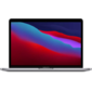 13-inch MacBook Pro with Touch Bar: Apple M1 chip with 8-core CPU and 8-core GPU / 16GB / 512GB SSD - Space Gray