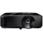 Optoma DW322  (DLP,  WXGA 1280x800,  3800Lm,  22000:1,  HDMI,  VGA,  Composite video,  Audio-in 3.5mm,  VGA-OUT,  Audio-Out 3.5mm,  1x10W speaker,  3D Ready,  lamp 6000hrs,  Black,  3.04kg)
