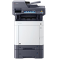 Мфу Kyocera ECOSYS M6630cidn  (замена модели M6530cdn) P /  C /  S /  F, А4,  30 ppm,  1200 dpi,  1024 Mb,  USB 2.0,  Network, touch panel, duplex,  авт.