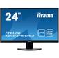 "Iiyama 24"" ProLite X2483HSU-B3 черный AMVA LED 4ms 16:9 HDMI M / M матовая 250cd 178гр / 178гр 1920x1080 D-Sub DisplayPort FHD USB 3.9кг"