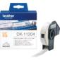 Многофункциональные наклейки Brother DK11204  (400 шт - 17 x 54 мм)