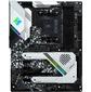 Материнская плата Asrock X570 STEEL LEGEND Soc-AM4 AMD X570 4xDDR4 ATX AC`97 8ch (7.1) GbLAN RAID+HDMI+DP