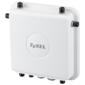 ZyXEL WAC6553D-E Всепогодная Wi-Fi точка доступа 802.11a / b / g / n / ac с двумя радиомодулями,  поддержкой технологии MIMO 3x3 и скорости передачи данных до 1300 Мбит / с,  работающая под управлением контроллера или в автономном режиме