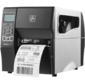 Принтер термотрансферный Zebra TT Printer ZT230; 203 dpi,  Euro and UK cord,  Serial,  USB,  Int 10 / 100,  Cutter with Catch Tray