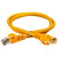 ITK Коммутационный шнур  (патч-корд),  кат.5Е UTP,  3м,  желтый