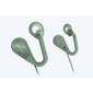 Стереогарнитура с технологией открытого звука,  пультом Д.У.,  поддержкой Android и iOS,  цвет зеленый