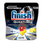 Капсулы Finish Quantum Ultimate лимон  (упак.:30шт)  (3120271) для посудомоечных машин