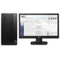 HP Bundle DT-PRO A MT AMD Ryzen3 Pro,  4GB,  1TB,  DVD-RW,  1yw,  USB kbd / mouse,  FreeDOS,  1-1-1 Wty,  Monitor V214.7