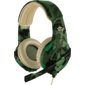 Trust Gaming Headset GXT 310C Radius,  Stereo,  2x mini jack 3.5mm,  Сlosed-back,  Jungle camo  [22207]
