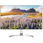 "LG 27"" 27MP89HM-S IPS LED,  1920x1080,  5ms,  250cd / m2,  10Mln:1,  178° / 178°,  D-Sub,  HDMI*2,  Headphone Out,  колонки,  Tilt,  VESA,  Silver"