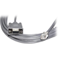Datalogic Cable 3200 / 3300,  RS-232,  DB9 S,  External Power,  4.5m /  15 ft