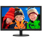 "Philips 223V5LSB2,  21.5"",  1920x1080,  TN LED,  16:9,  5ms,  VGA,  10M:1,  90 / 65,  200cd,  Glossy-Black"