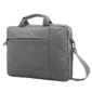 Компьютерная сумка Continent  (15, 6) CC-211 Grey,  цвет серый