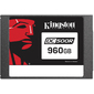 "Kingston SEDC500R / 960G DC500R  (Read-Centric),  960GB,  SSD,  SATA 3,  2.5""  (7mm height),  3D TLC"