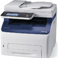 МФУ цветное Xerox WorkCentre 6027V / NI  WC6027NI# {A4,  1200 x 2400,  18ppm / 18ppm,   512MB,  USB,  LAN,  WiFi,  Apple}