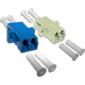 Адаптер проходной Lanmaster LAN-2LC / S-AM-MM LC duplex