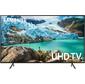 "Телевизор LED Samsung 55"" UE55RU7100UXRU черный / Ultra HD / 1000Hz / DVB-T2 / DVB-C / DVB-S2 / USB / WiFi / Smart TV  (RUS)"