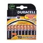 Батарейка Duracell Basic LR03-18BL AAA