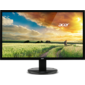 "ACER K272HLEbd 27"" VA  (LED) / ZF,  1920x1080,  4ms,  300 cd / m2,  100M:1,  178° / 178°,  VGA+DVI  (w / HDCP),  VESA (100x100),  Glossy Black"