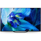 "Телевизор OLED Sony 55"" KD55AG8BR2 BRAVIA черный / серебристый / Ultra HD / 100Hz / DVB-T / DVB-T2 / DVB-C / DVB-S / DVB-S2 / USB / WiFi / Smart TV"
