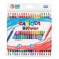 Карандаши цветные Carioca Bicolor 43031 24цв. карт.кор.
