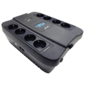 Powercom Spider SPD-1100U,  Line-Interactive,  LCD,  AVR,  1100VA / 605W,  Schuko,  black