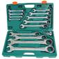 Набор инструментов Jonnesway W45117S 17 предметов