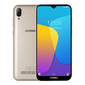"Doogee X90 Gold,  6.1'' 19:9 600x1280,  1.3GHz,  4 Core,  1GB RAM,  16GB,  up to 128GB flash,  5Mpix+8Mpix / 5Mpix,  2 Sim,  2G,  3G,  BT,  Wi-Fi,  GPS,  Micro-USB,  3400mAh,  Android 9.0  (Pie),  150g,  153.9x72.8x9.9,  ""Waterdrop"" Screen,  Face Unlock"