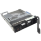 """DELL  960GB LFF  (2.5"""" in 3.5"""" carrier) SSD Read Intensive SATA 6Gbps 512 Hot Plug Drive,  1 DWPD, 1752 TBW,  For 14G Servers  (analog 400-ATLY ,  400-ASFN ,  400-BDPC)  (MZ7LH960HAJR)"""