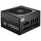 Cooler Master Power Supply V550,  550W,  ATX,  135mm,  6xSATA,  2xPCI-E (6+2),  APFC,  80+ Gold