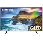 "Телевизор QLED Samsung 65"" QE65Q70RAUXRU Q черный CURVED Ultra HD 1200Hz DVB-T2 DVB-C DVB-S2 USB WiFi Smart TV  (RUS)"