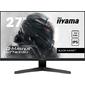 Монитор жидкокристаллический IIYAMA Монитор LCD 27'' 16:9 1920х1080 (FHD) IPS,  nonGLARE,  250cd / m2,  H178° / V178°,  1100:1,  80M:1,  16.7M,  0, 8 ms,  HDMI,  DP,  Tilt,  Speakers,  Audio out,  3Y,  Black