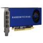 Видеокарта Dell PCI-E Radeon Pro WX 4100 AMD WX 4100 4096Mb 128bit DDR5 / mDPx4 oem