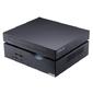 ASUS VC66-CB3169ZN  /  /  INTEL i3-8100,  Intel HD Graphics 630,  4GB DDR4,  128Gb M.2 SATA SSD,  VESA,  177.4 x 153 x 74.1 mm,  WIN 10