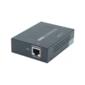 POE-E201 PoE повторитель IEEE802.3at POE+ Repeater  (Extender) - High Power POE