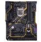 ASUS TUF Z370-PLUS GAMING II,  LGA1151,  Z370,  4*DDR4,  DVI+HDMI,  CrossFireX,  SATA3 + RAID,  Audio,  Gb LAN,  USB 3.1*8,  USB 2.0*6,  ATX ; 90MB1000-M0EAY0