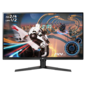 "LG 31.5"" 32GK650F-B VA LED,  2560x1440,  Gaming,  5ms,  350cd / m2,  3000:1  (Mega DCR),  178° / 178°,  2*HDMI,  DisplayPort,  USB-hub,  144Hz,  FreeSync,  HAS,  Pivot,  VESA,  Black-Red"