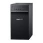 Dell PowerEdge T40 Tower,  Intel Xeon E-2224G 3.5GHz (8Mb),  1x8Gb U2D (2666),  On-board SATA RAID,  1x1Tb SATA Entry 7.2k LFF,  Up To 4LFF cable HDD,   (4th SATA is used by DVD),  DVD+RW,  1xGE,  PSU 290W,  1Y BWNBD