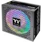 Блок питания Thermaltake ATX 850W Toughpower iRGB Plus 80+ platinum  (24+4+4pin) APFC 140mm fan color LED 12xSATA Cab Manag RTL