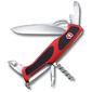 Нож перочинный Victorinox RangerGrip 61 0.9553.MC 130мм 11 функций красно-чёрный